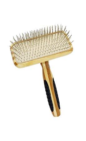 Rasqueadeira de Pinos Longos em Bambu Bass (Média) - Listrada
