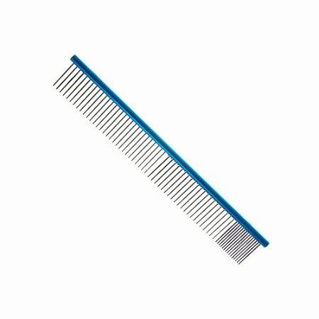 Pente 30cm Azul Duplo Oval