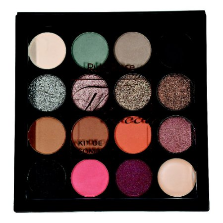 Paleta De Sombras The Cocoa - Ruby Rose HB1021