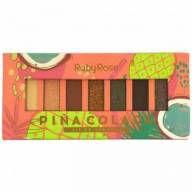 Paleta de Sombras Piña Colada Ruby Rose HB-1055 HB-1055