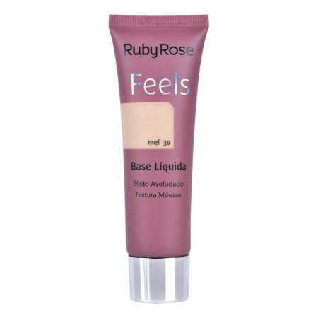 Base Liquida Ruby Rose Feels Mel 30