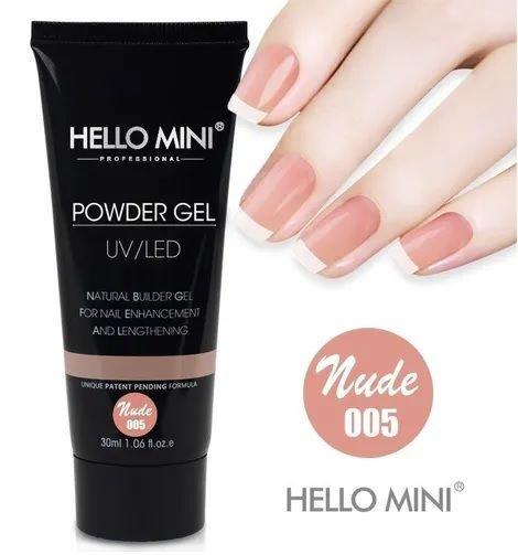 Hellomini Powder Gel Nude HJ110-5