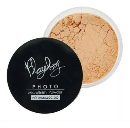 Po Translucido Photo Microfinish Powder Playboy Cor 1