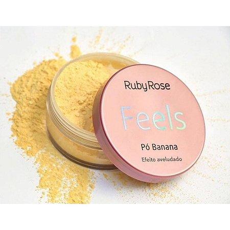Pó Banana Feels - Ruby Rose HB85