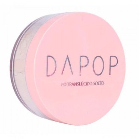 Pó Translúcido Solto Dapop DP2029 - Rose