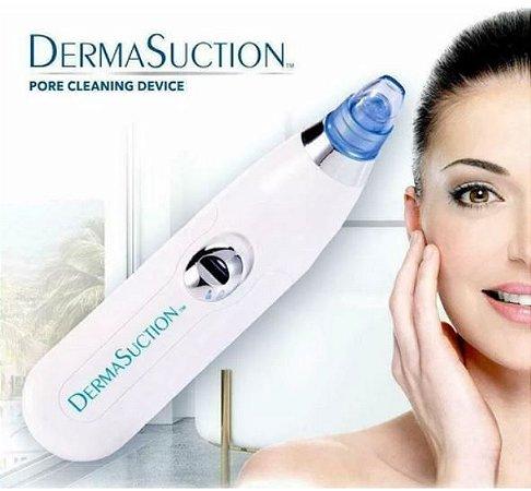 Aparelho de Limpeza Removedor de Cravos  Derma Suction