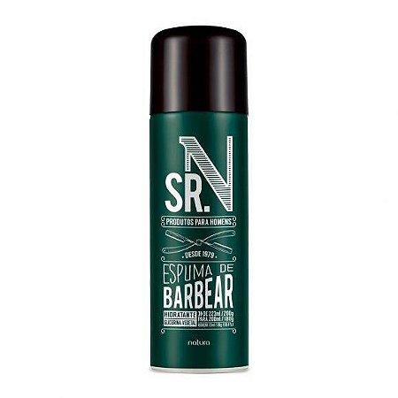 Espuma de Barbear Sr N