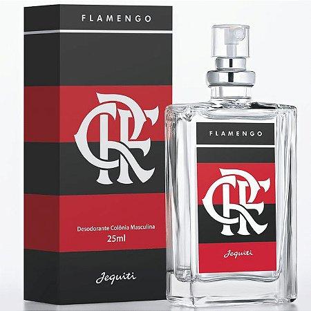 Colônia Masculina Flamengo 25ml Jequiti