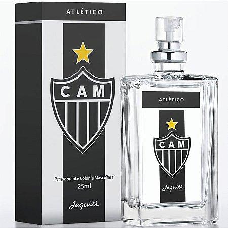 Colônia Masculina Atlético Mineiro 25ml Jequiti