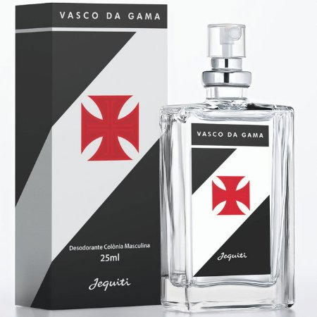 Colônia Masculina Vasco 25ml Jequiti