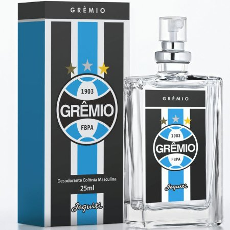 Colônia Masculina Grêmio 25ml Jequiti