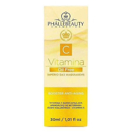 Sérum Vitamina C Booster Anti-Aging - Phállebeuaty