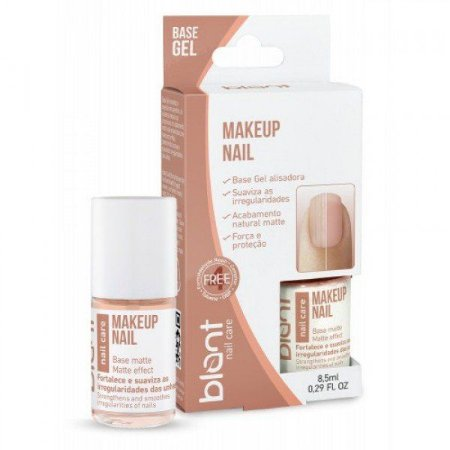 Base Alisadora Makeup Nail Blant 8,5ml