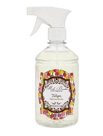 Água Perfumada para Tecidos - Tulipa 500ml - Mel Brushes