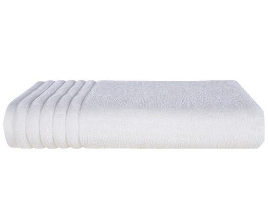 Toalha de Banhão Premium 86x150cm Cor Branco Imperiale 540g/m² - Trussardi