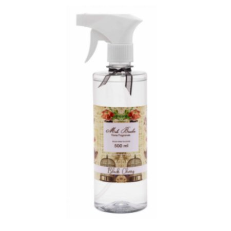 Água Perfumada para Tecidos - Black Cherry 500ml - Mel Brushes