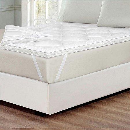 Pillow Top Casal 138x188cm – Enchimento 1000g/m² EXTRA VOLUMOSO - Supremo Hotel - PROFITEL