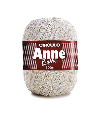 ANNE BRILHO 500 - COR 8001 OURO