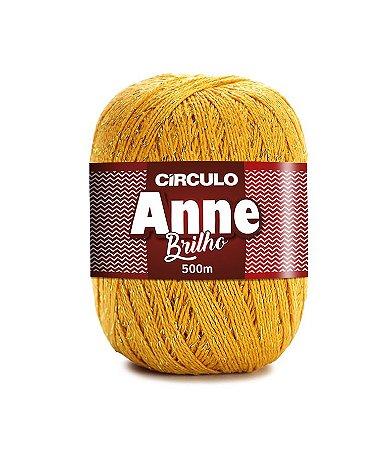 ANNE BRILHO 500 - COR 7030 OURO