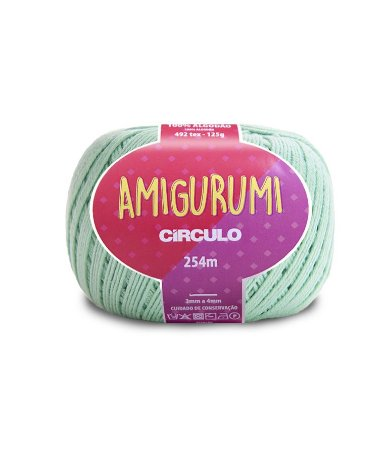 AMIGURUMI - COR 5743