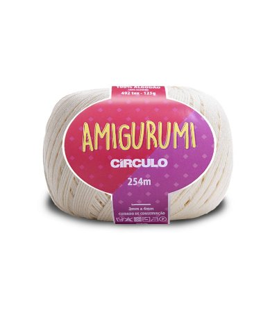 AMIGURUMI - COR 8176