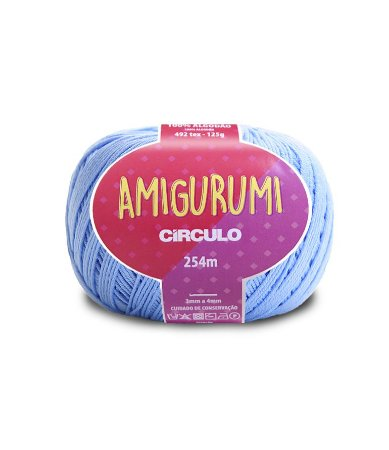 AMIGURUMI - COR 2137
