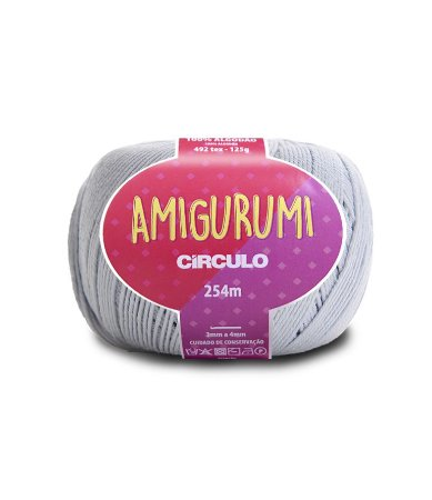 AMIGURUMI - COR 8013