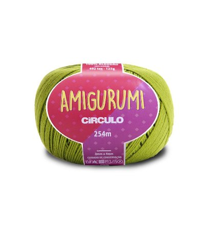 AMIGURUMI - COR 5800