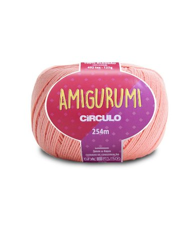 AMIGURUMI - COR 4092