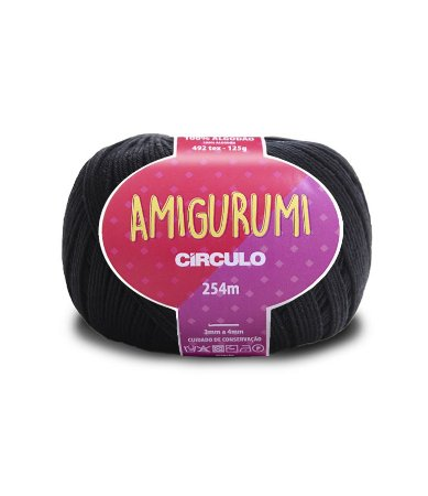AMIGURUMI - COR 8990