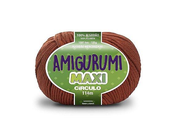 AMIGURUMI MAXI 135g - COR 3583