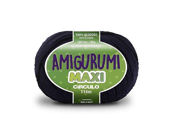 AMIGURUMI MAXI 135g - COR 2856