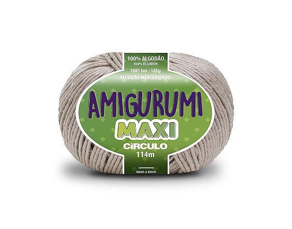 AMIGURUMI MAXI 135g - COR 7650