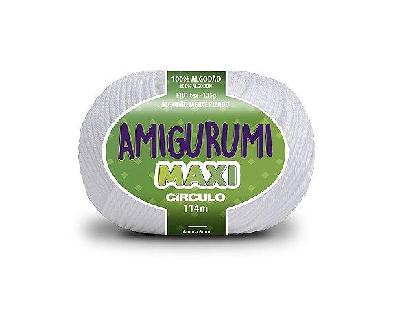 AMIGURUMI MAXI 135g - COR 8001