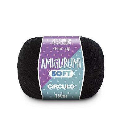 AMIGURUMI SOFT - COR 8990