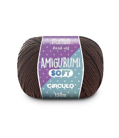 AMIGURUMI SOFT - COR 7569
