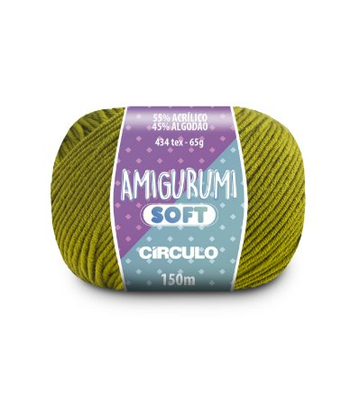 AMIGURUMI SOFT - COR 5270