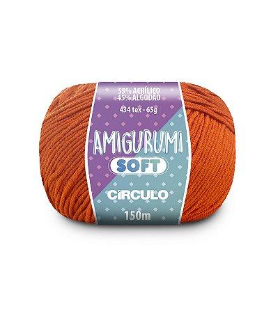 AMIGURUMI SOFT - COR 4456