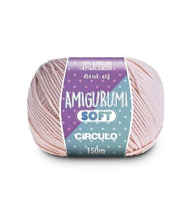 AMIGURUMI SOFT - COR 3081