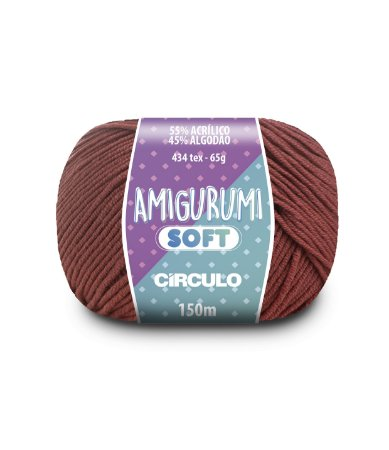 AMIGURUMI SOFT - COR 4005