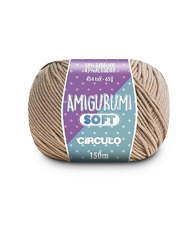 AMIGURUMI SOFT - COR 7062