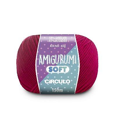 AMIGURUMI SOFT - COR 6274