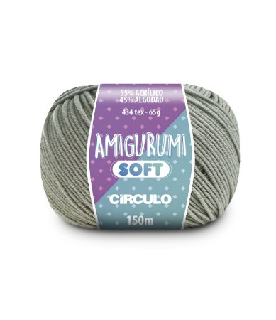 AMIGURUMI SOFT - COR 5072