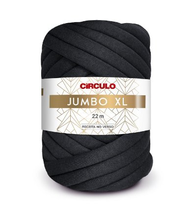 JUMBO XL - COR 8990 PRETO