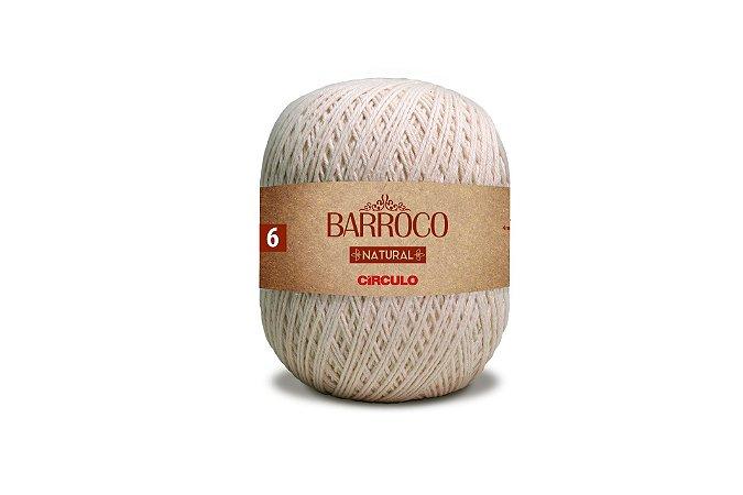 BARROCO 6 - COR 20 NATURAL