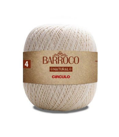 BARROCO 4/4 1186M 700G - COR 20 NATURAL