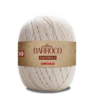 BARROCO NATURAL 10 - COR 20