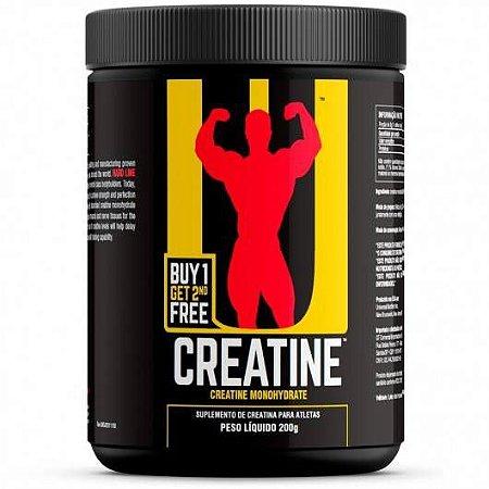 Creatina Creapure 200g Universal Nutrition