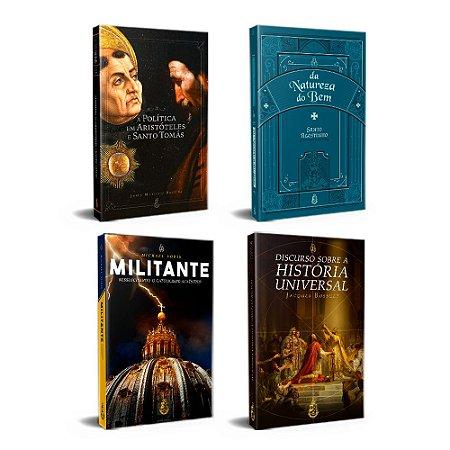 Combo sobre Política - Quatro Livros