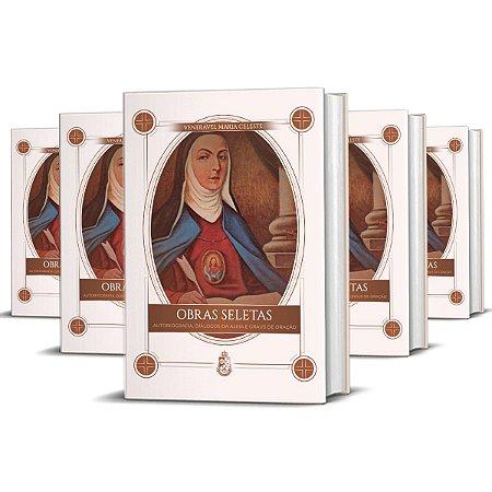 Compre 4 e leve 5 - Obras Seletas da Ven. Madre Maria Celeste (Capa Dura)
